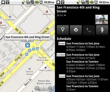 ¿Cuándo pasa el autobús? Yo no lo sé, pero Google Maps para Android sí