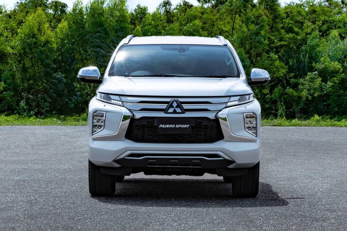 Foto de Mitsubishi Montero Sport 2020 (6/13)