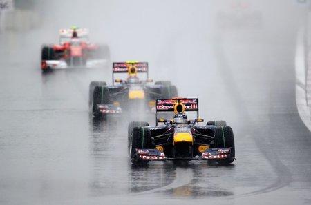 Un mazazo duro para Red Bull Racing en un solo Gran Premio