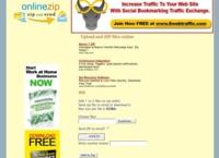 Zip-Online, el compresor de archivos zip online