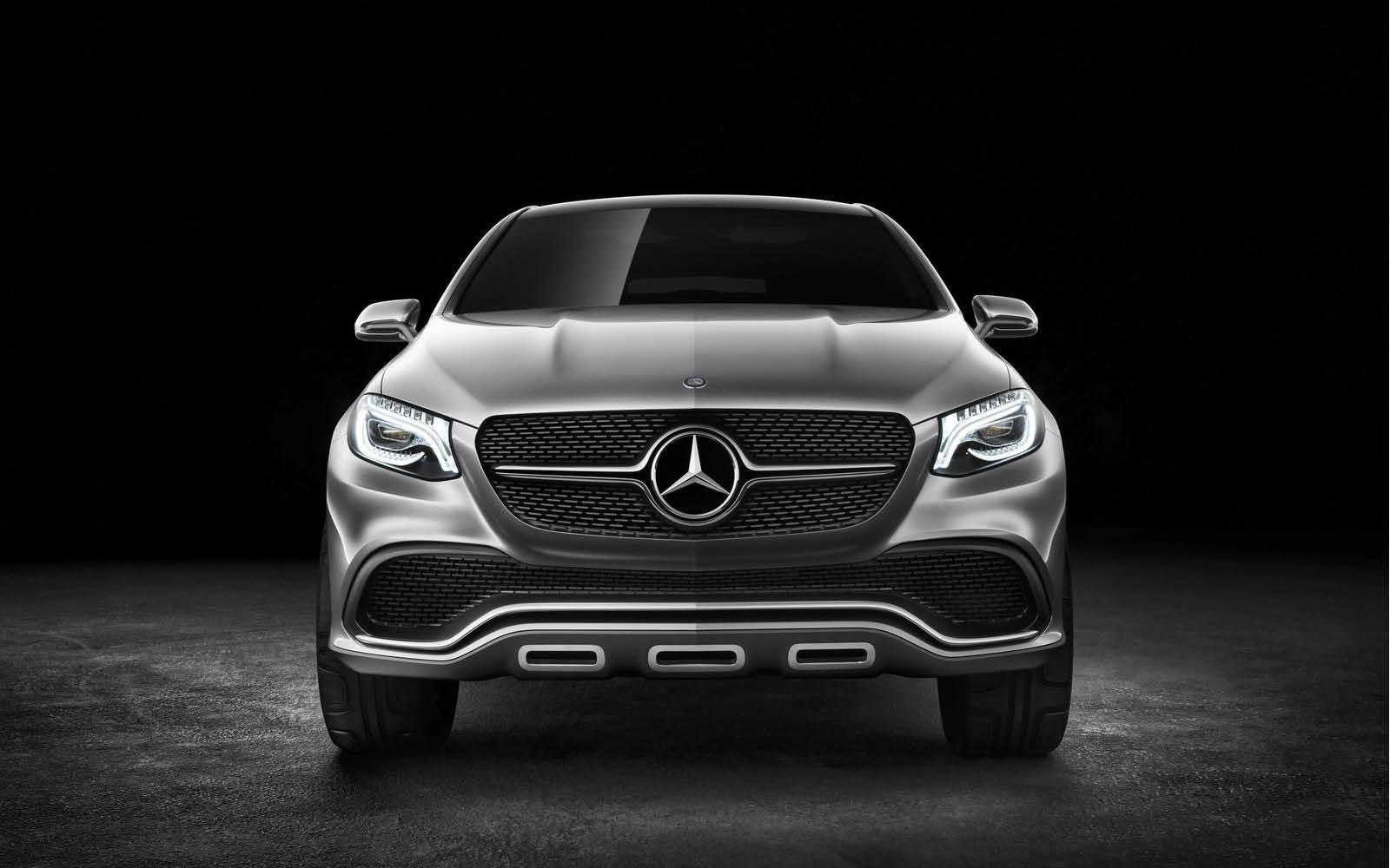 Foto de Mercedes-Benz Coupé SUV Concept (21/30)