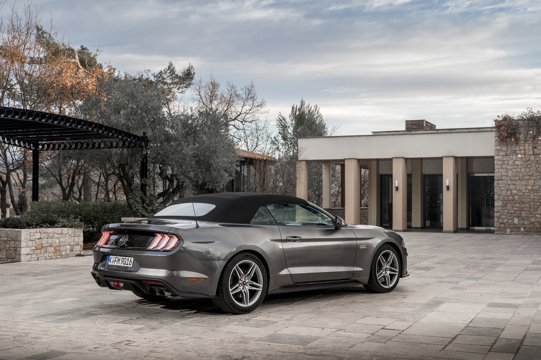 Foto de Ford Mustang 2018, toma de contacto (64/159)