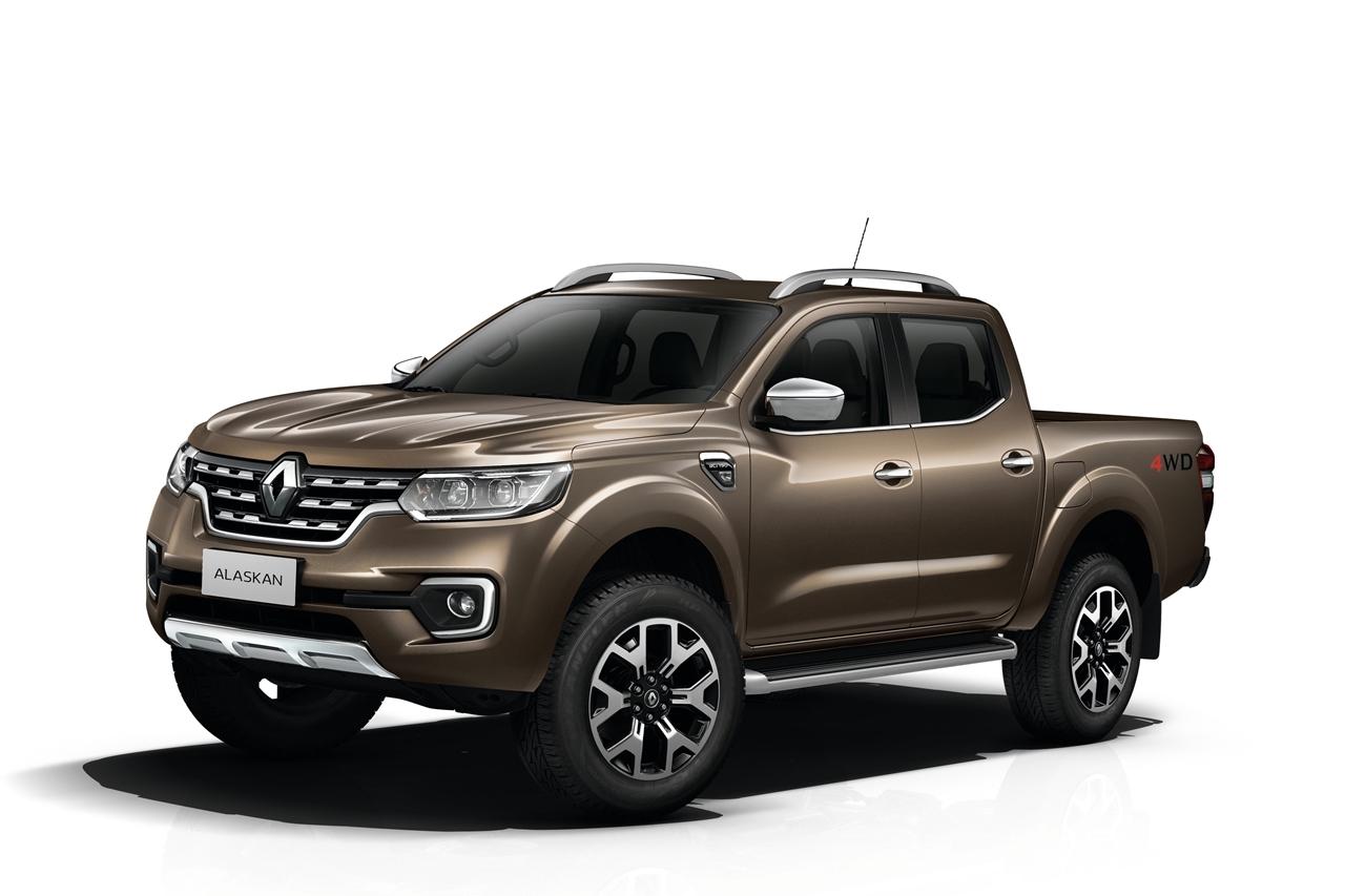 Renault Alaskan 2016