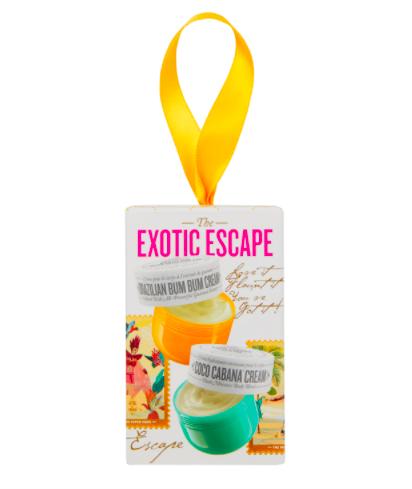 Exotic Escape. Estuche Cuidado Corporal de Sol de Janeiro