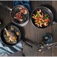 Ofertas para nuestra cocina en Amazon: sartenes WMF, estuches de vapor Lékué o batidoras Moulinex rebajados