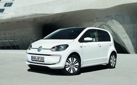 Volkswagen e-up! blanco 108