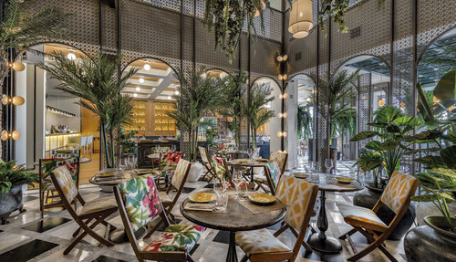 ¿Te quedas en Madrid? 5 restaurantes para refrescarte y disfrutar del exotismo en plena ciudad