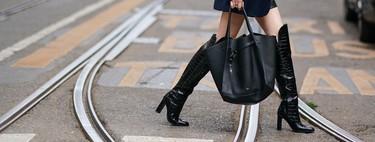 Cómo llevar botas altas de cuatro formas diferentes para innovar con tus estilismos cuando llega el invierno
