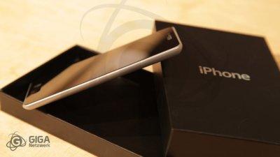 Recreación del iPhone 5 en base a los últimos rumores