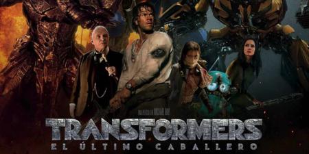 La nueva fecha de estreno de 'Transformers: El último caballero' viene con póster horrendo de regalo