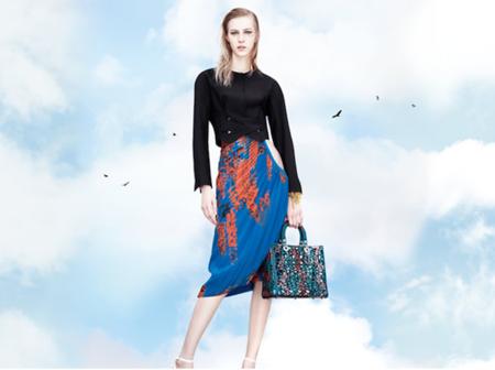 Julia Nobis Dior Verano 2014