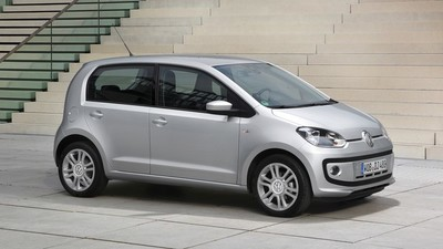 Volkswagen Up! automático, disponible desde 11.180 euros