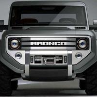 El nuevo Ford Bronco podría estar a unas semanas de presentarse, al igual que su versión compacta