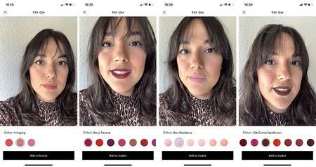 App Labiales Realidad Virtual