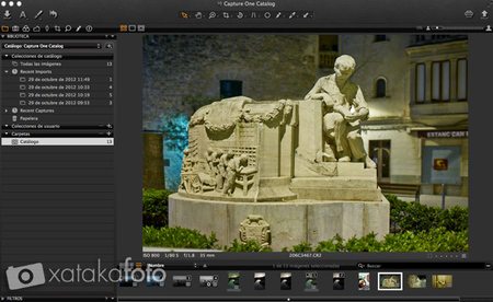 Capture One catalogos