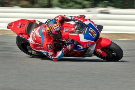 Stefan Bradl correrá en Brno con la Honda RC213V posiblemente más espectacular de MotoGP
