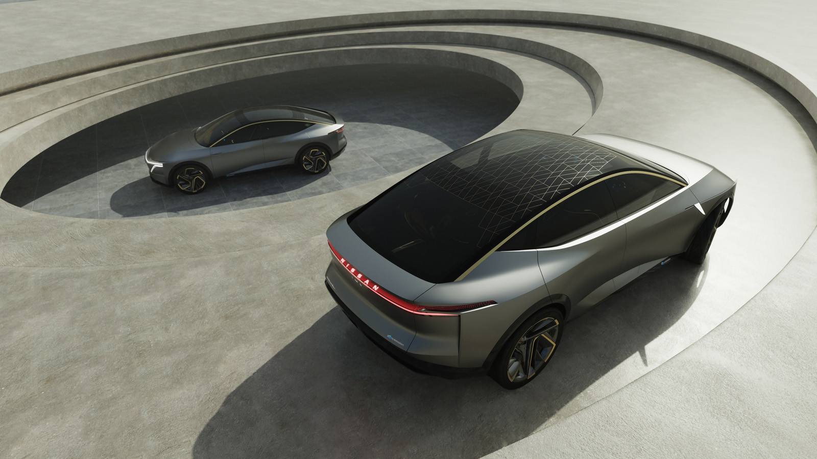 Foto de Nissan IMs EV Sports Sedan concept (8/31)