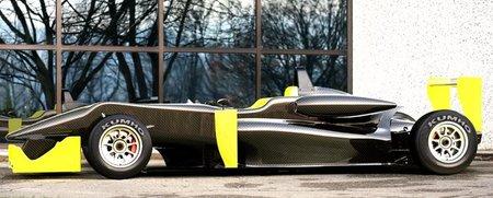 Dallara presenta su nuevo Fórmula 3, el F312