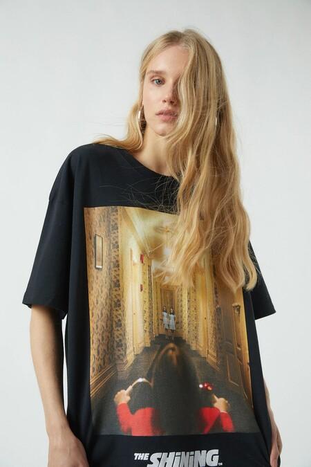 Pull Bear Halloween 2020 Camiseta 04