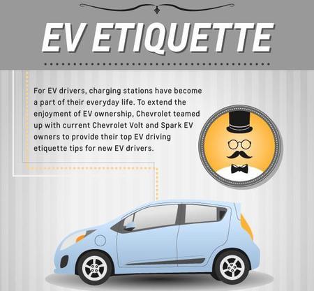 Consejos de civismo de Chevrolet para coches eléctricos