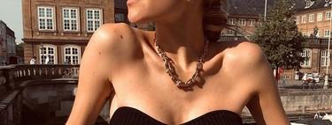 En Amazon hay nueve collares de cadenas como ese de tu madre que ahora es tendencia
