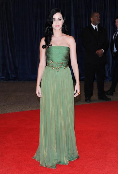 Katy Perry Casa Blanca