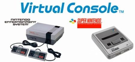 La Consola Virtual de Wii U ya está entre nosotros