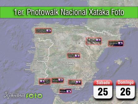 Más ciudades para el Photowalk
