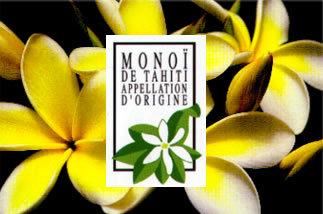 Logo Monoi apelación de origen