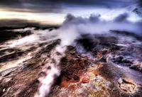 Alerta por la posible erupción de un volcán en Islandia