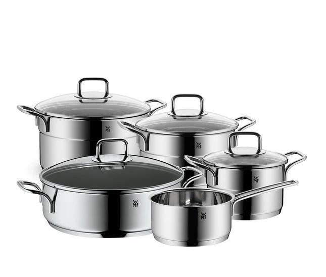 Batería de cocina de 5 piezas