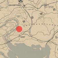 Guía Red Dead Redemption 2: mapa y vídeo para el truco de conseguir 99 lingotes de oro y 50.000 dólares