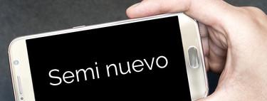 Guía para comprar móviles Android de segunda mano