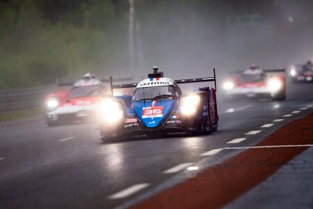 Alpine Wec Le Mans 2021
