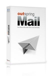 Outspring mail, un gestor de correo intelligente para Mac