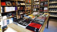 La librería de La Fábrica en Madrid