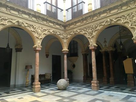 El Palacio Domeq, tesoro del barroco jerezano