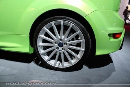 Ford Focus RS en el Salón de Barcelona