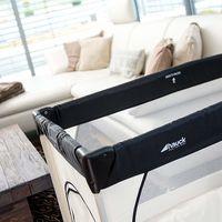 Viajar con tu bebé es más cómodo gracias a esta cuna Hauck Dream N Play por 32,59 euros en Amazon