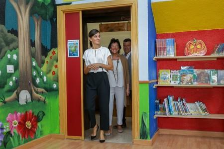 Letizia Ortiz Colegio 1