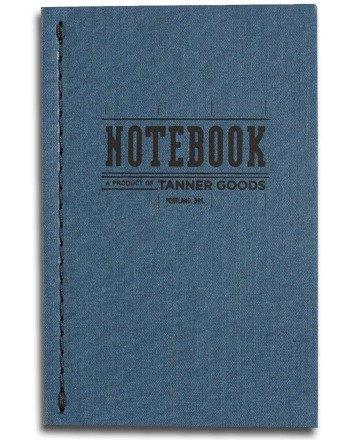Nuevos cuadernos de Tanner Goods: como si fuera 1923