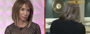 El último fraude de 'Socialité': la supuesta amante de Antonio David Flores deja en bragas a María Patiño