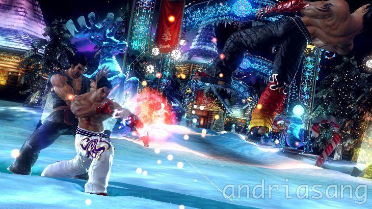 Foto de 180211 - Tekken Tag Tournament 2 (in-game) (32/39)