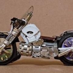 Foto 16 de 25 de la galería motos-hechas-con-relojes en Motorpasion Moto