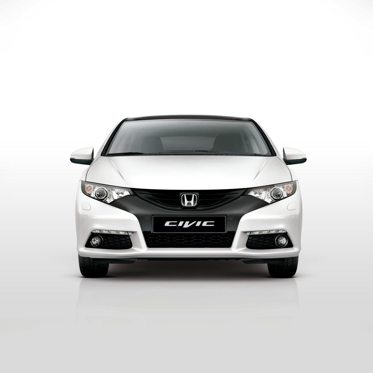 Foto de Honda Civic 2012 (39/153)