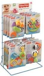 Fisher-price y su nueva gama de juguetes para bebés