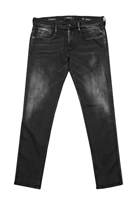 Replay Jeans Denim Ecofriendly Vaqueros Trendencias Hombre 01