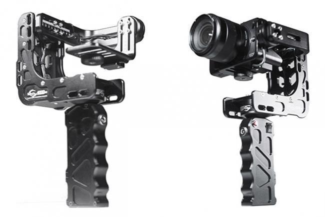 Así se porta el Nebula4000, un estabilizador espectacular, con la A7S de Sony