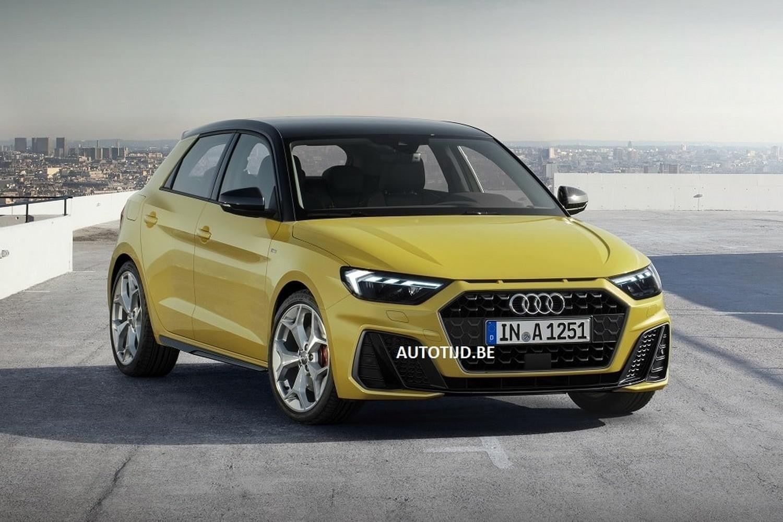 Foto de Audi A1 2019 (filtraciones) (8/15)