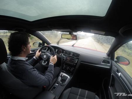 Volkswagen Golf GTI Clubsport Prueba 27